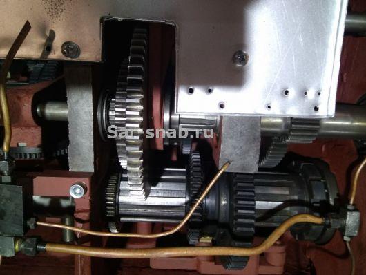 Коробка скоростей (шпиндельная бабка, передняя бабка) 16К20. Муфта фрикционная.