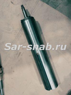 Пиноль задней бабки 1М63 ф105 мм. Винтовая пара.