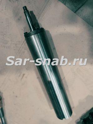 Пиноль задней бабки 1М63 ф105 мм. Задняя бабка в сборе.