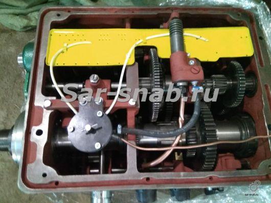 Коробка скоростей (шпиндельная бабка) 1К62. Коробка подач.
