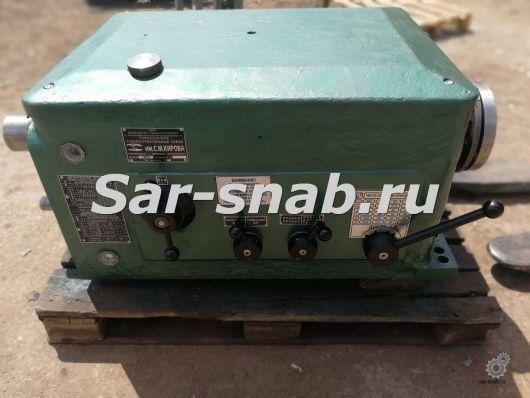 Ремонт коробок скоростей токарных станков