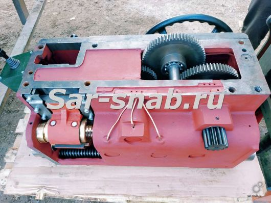 Заказать ремонт фартука станка 1М65, ДИП 500