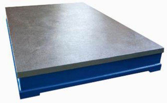 Плита поверочная чугунная 630Х400 цена