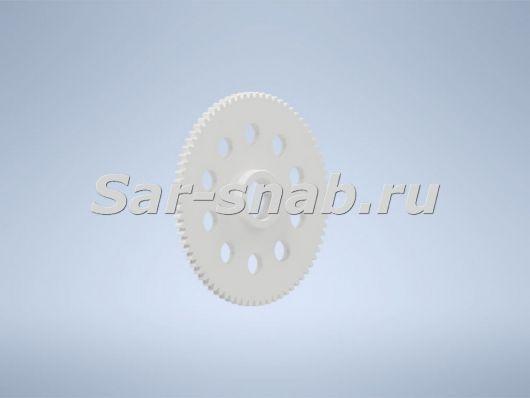 Производство цилиндрических шестерен для станков и промышленного оборудования