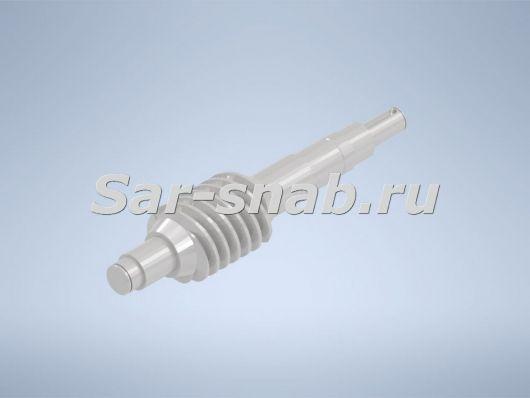 Производство червячных шестерен для промышленного оборудования и станков.