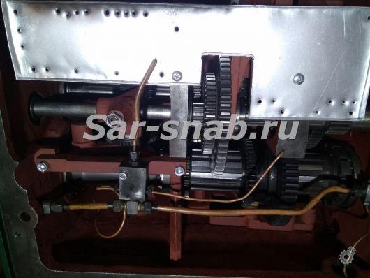 Коробка скоростей (шпиндельная бабка) 1К62Д, ТС-75. Муфта фрикционная.