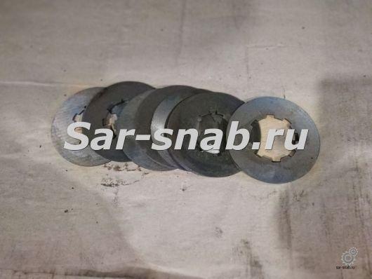 Диск фрикционный ведомый 1М63, 163, ДИП 300