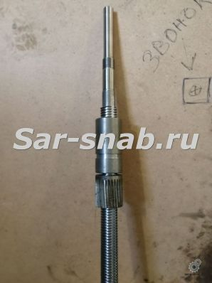 Винт ходовой 6Т13 L=2050 мм
