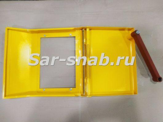 Экран ограждения суппорта 1В62Г, 16В20. Экраны для станков.