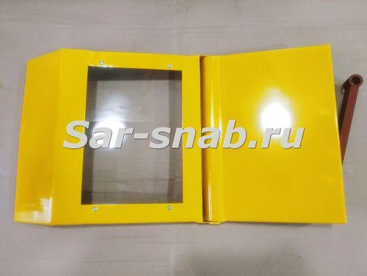 Экран ограждения суппорта 1К62Д, 1К625Д. Запчасти для станков.