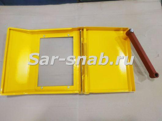 Экран ограждения суппорта МК6056, МК6046. ЗИП и оснастка.