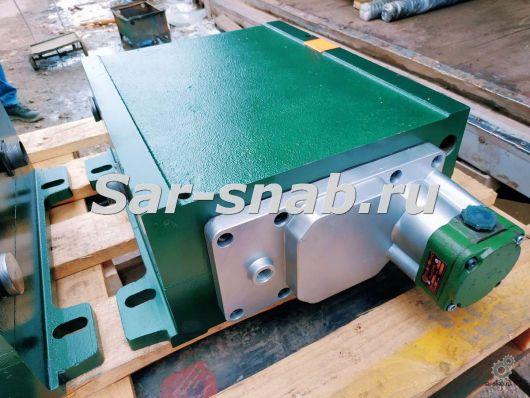 Автоматическая коробка передач АКП 109-6, 3