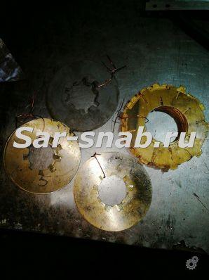Комплект дисков фрикционных 2М57
