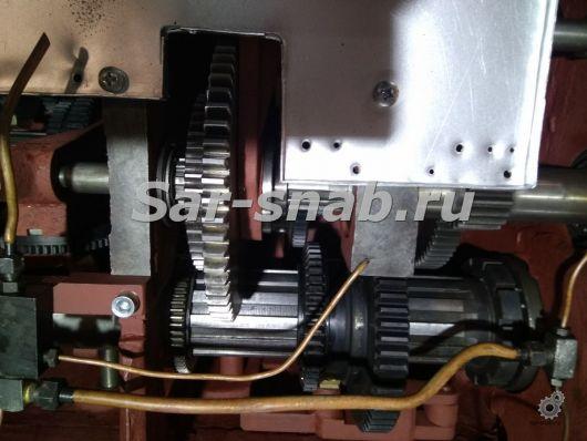 Шпиндельная бабка (коробка скоростей) для станка 16К25. Гарантия.