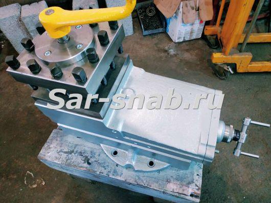 Суппорт в сборе станка 1М65, ДИП 500. Болты резцедержателя.