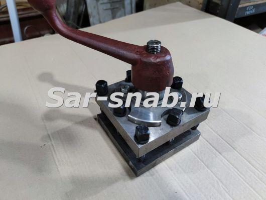 Резцедержатель в сборе 1К62 ф90 мм