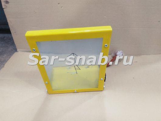 Экран ограждения суппорта 1М65, 165, ДИП 500. Экраны для станков.