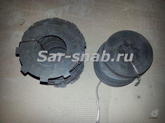 Комплект дисков фрикционных 2Н55