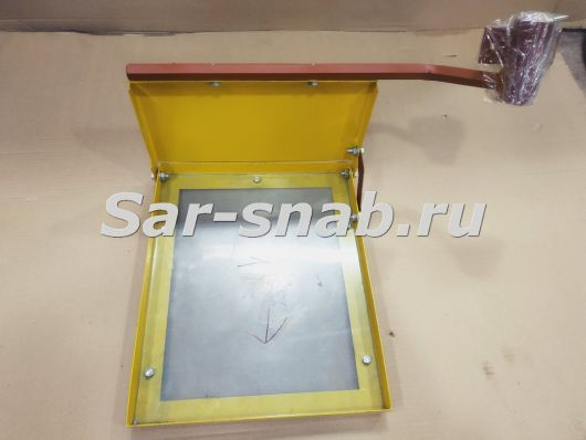 Экран ограждения суппорта 1М64, 1А64, ДИП 400. Защитные экраны для металлообрабатывающих станков.