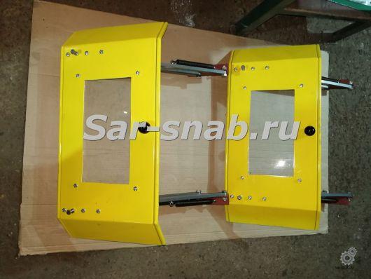 Экран ограждения станка 6Н11, 6Н12, 6Н13. Комплектующие для станков.