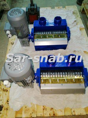 Магнитный сепаратор СМЛ 100. Оснастка для станков и оборудования.