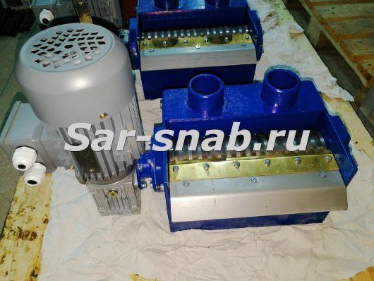 Магнитный сепаратор СМЛ 100. Магнитные сепараторы для оборудования.