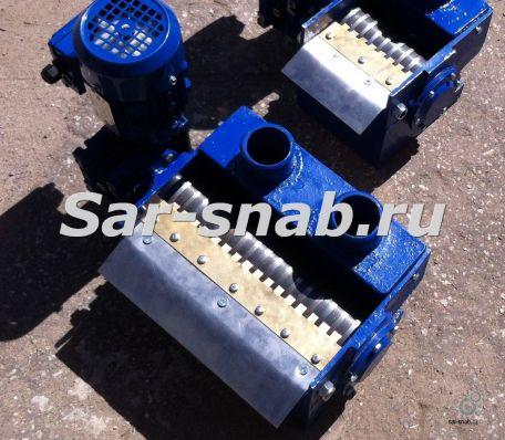 Магнитный сепаратор Х43-44. Производство сепараторов для оборудования.