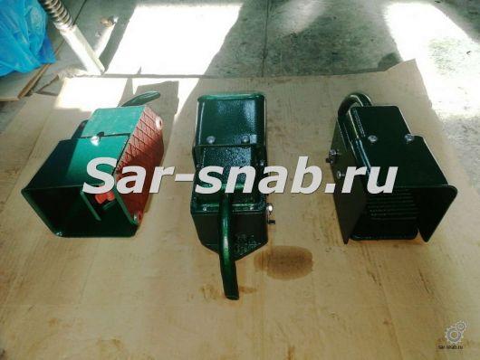 Педаль электрическая ПЭ-1М. Комплектующие и оснастка для станков.
