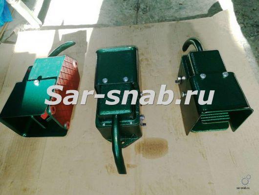 Педаль электрическая ПЭ-1М. Комплектующие и запчасти к станкам и оборудованию.