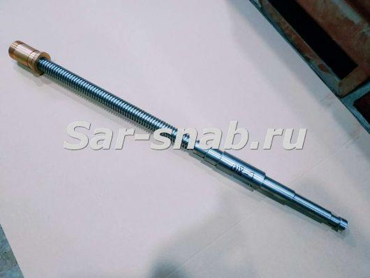Винт поперечной подачи 6Р13 длина 810 мм. Винты по Вашим чертежам.