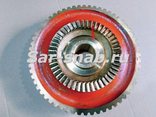 Колесо червячное 2Н135.40.082 (Бронза). Детали к станкам 2Н135.