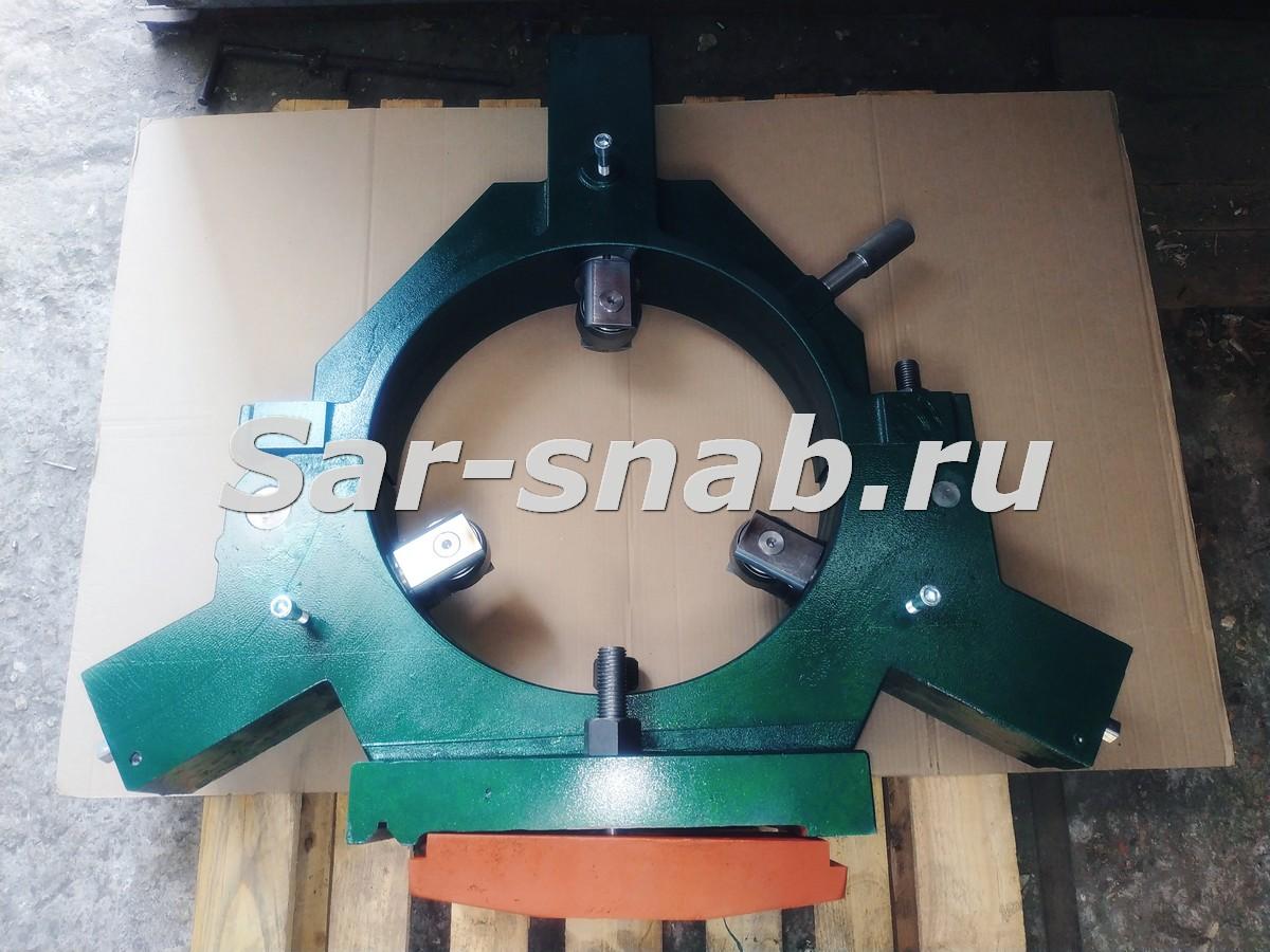Люнет роликовый 1М63 диаметр 430 мм