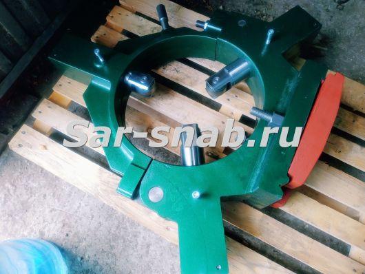 Люнет неподвижный роликовый 1М63, ДИП 300 ф430 мм купить по выгодной цене.