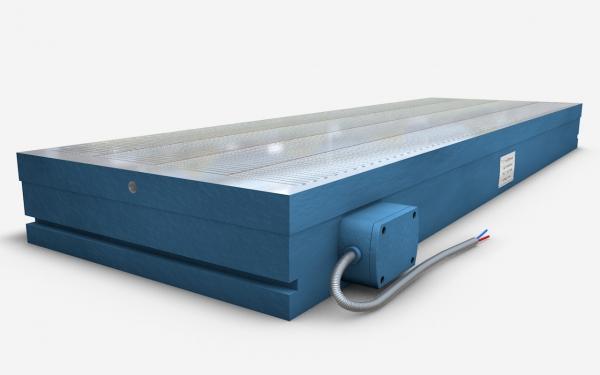 Плита электромагнитная ПЭ 7208-0052 (125Х250) от производителя