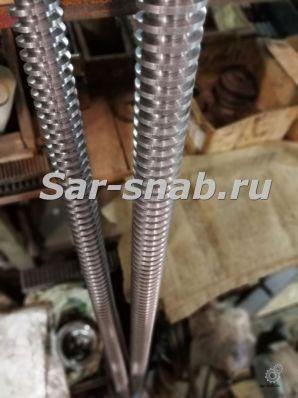 Винт ходовой 1К625 для РМЦ станины 1400 мм